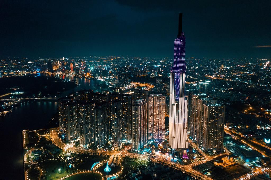 Vinhomes Central Park - Tân Cảng Sài Gòn