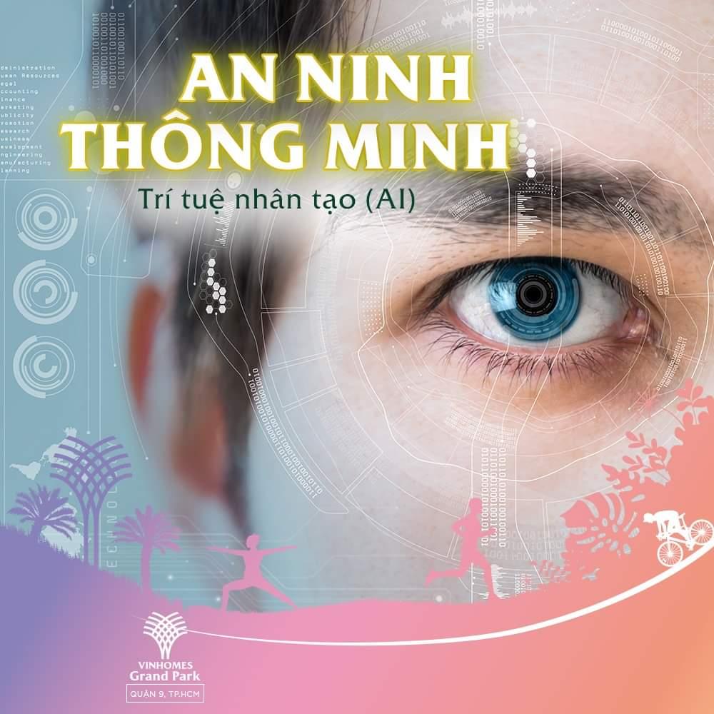 an ninh thong minh la gi