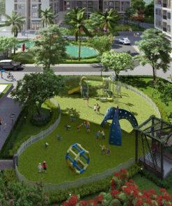 Khu vui chơi trẻ em Nội thất căn hộ Vinhomes Grand Park