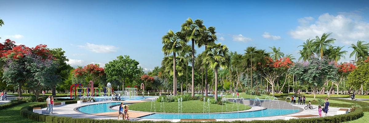 Công viên nước Vinhomes Grand Park