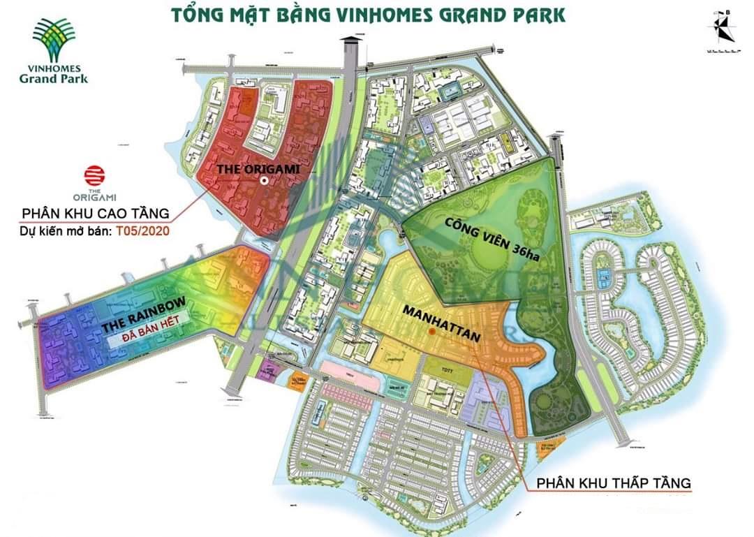 TMB Vinhomes Grand Park quận 9