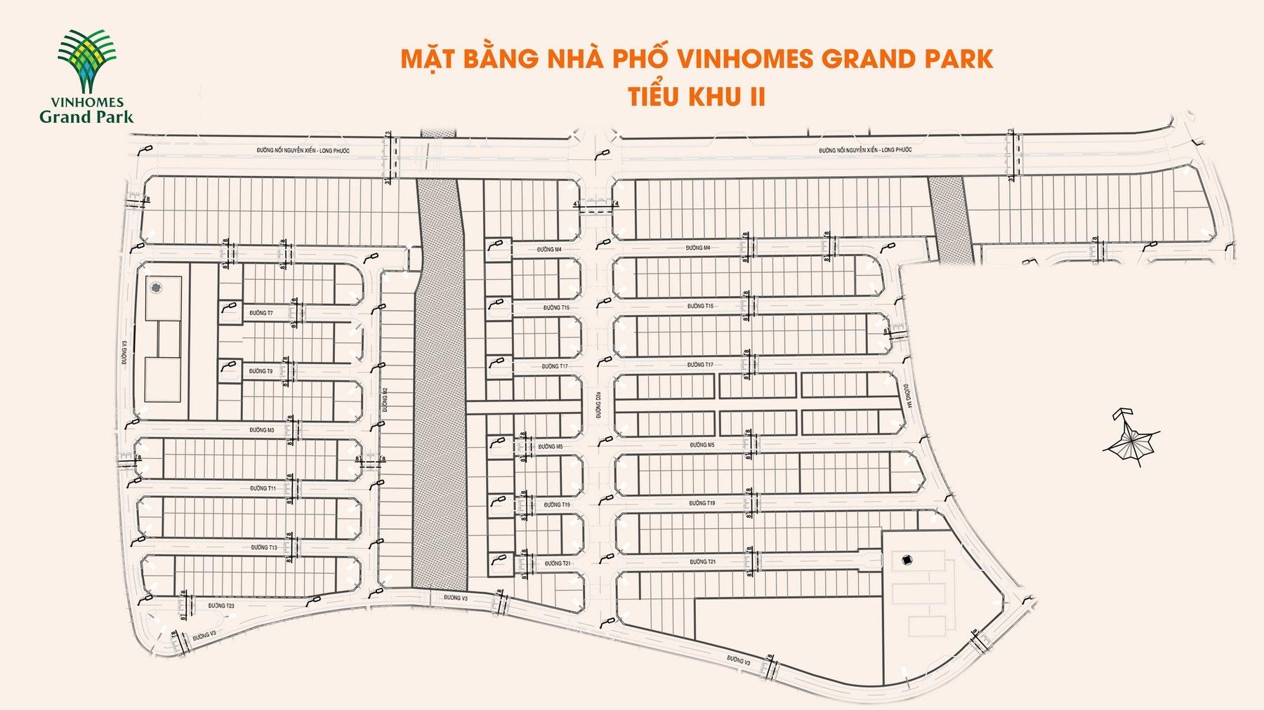 Mặt bằng The Manhattan Glory Vinhomes Grand Park, quận 9, TP HCM