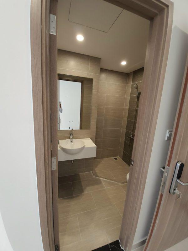 Phòng vệ sinh căn hộ Vinhomes Grand Park, quận 9, TP HCM