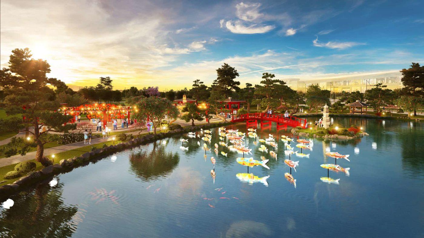 Vuon Nhat Vinhomes Grand Park