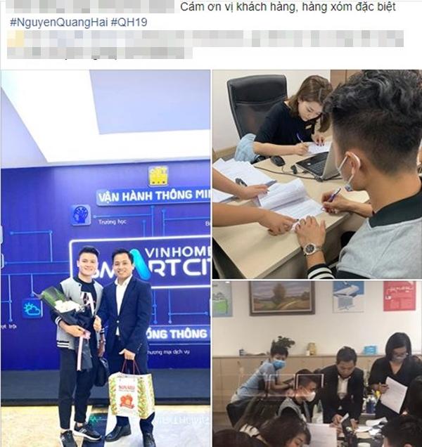 Quang Hai Vinhomes Smart City