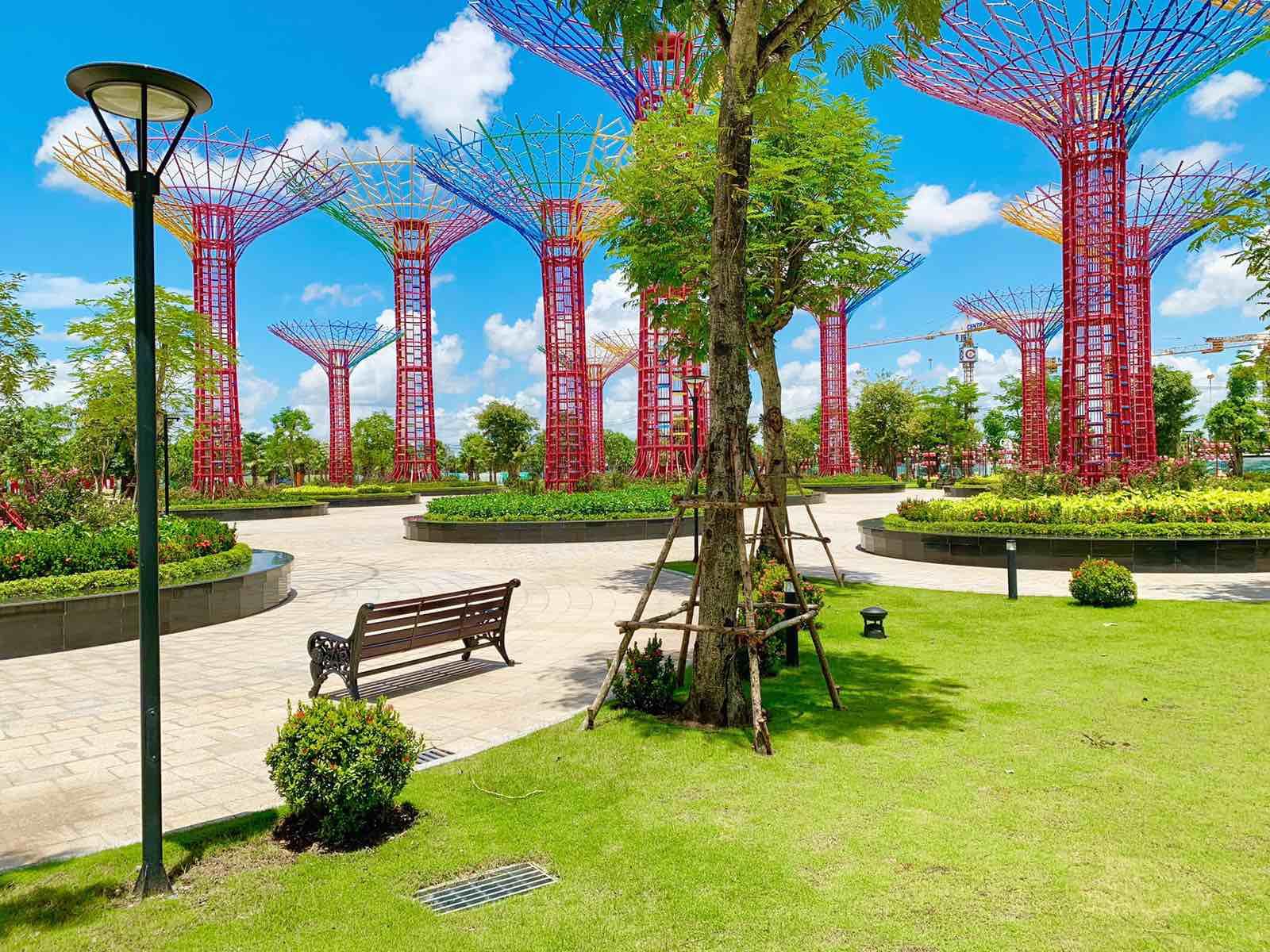 Công viên Sandy Park Vinhomes Grand Park