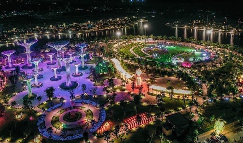 Công viên Ánh sáng Việt Nam ở đâu