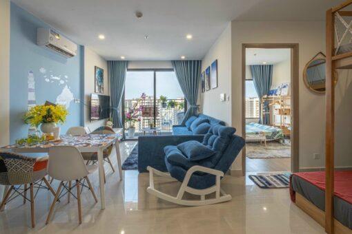 Nhà mẫu Vinhomes Grand Park căn hộ 1PN