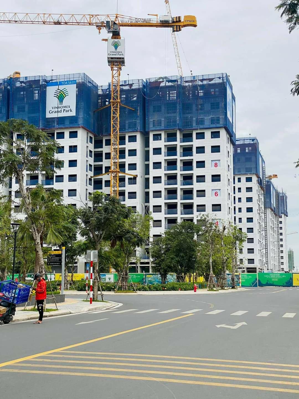 TpHCM hạn chế xây dựng cao ốc trong 7 quận Nội thành
