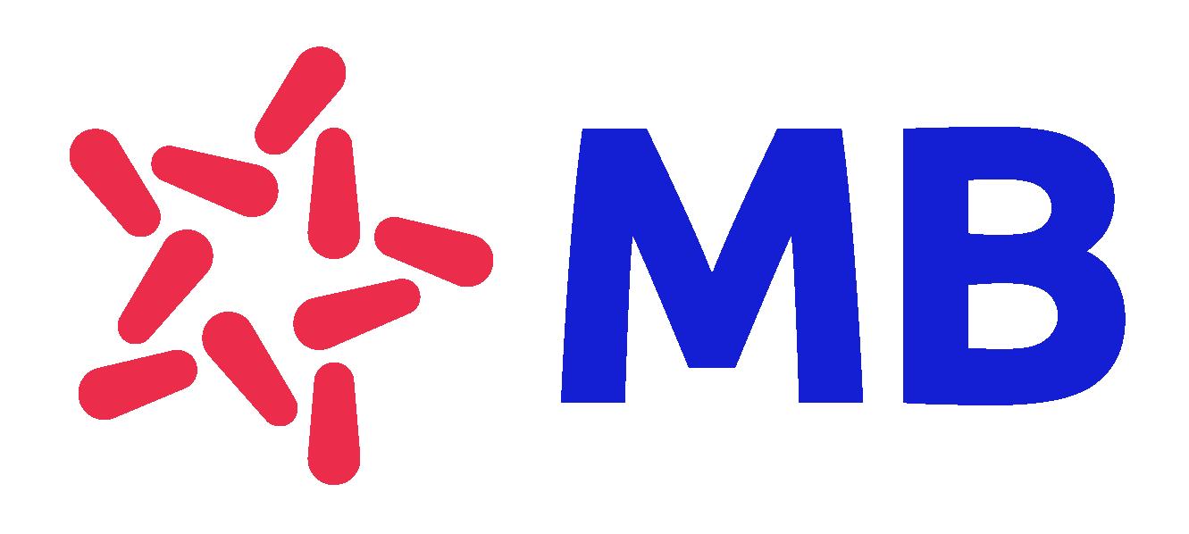 logo mb bank nh quan doi