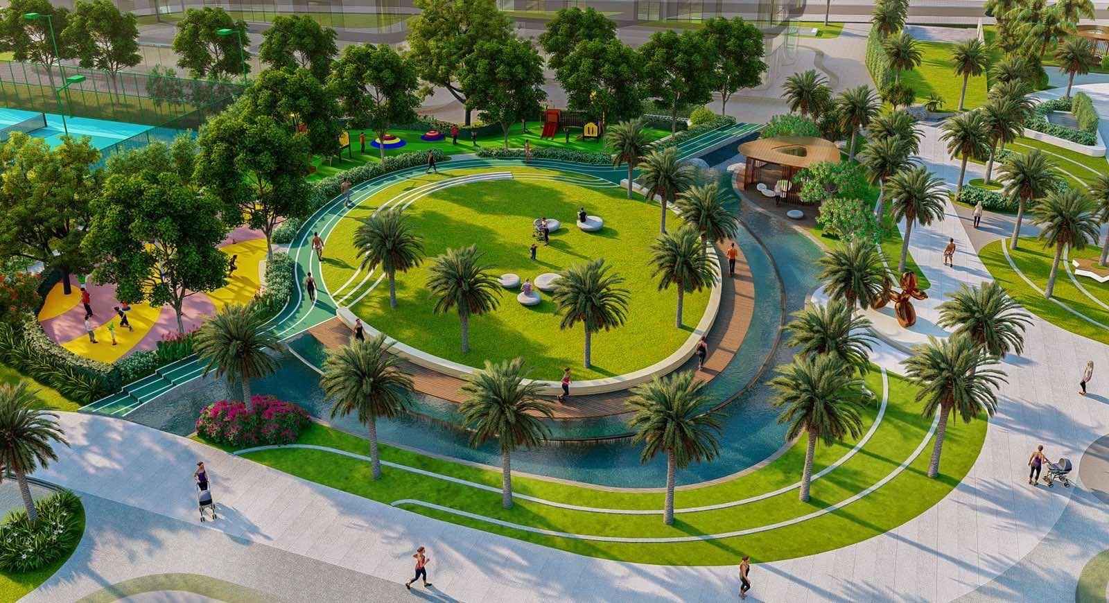 The Beverly Vinhomes Grand Park tiện ích 5 sao như khách sạn