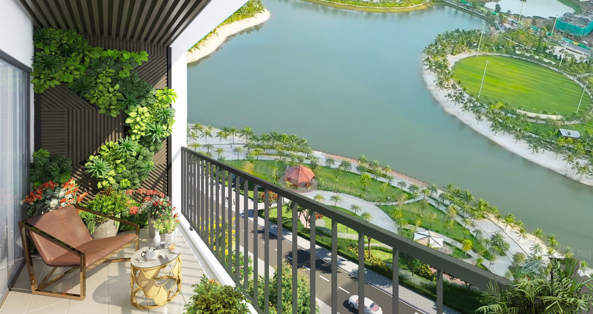 the beverly view cong vien 36ha